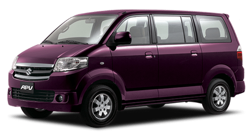 hire apv for in lahore